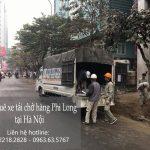 Dịch vụ taxi tải Phi Long tại phố Cầu Diễn