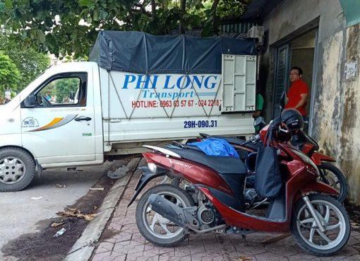 Dịch vụ xe tải tại phường Phan Chu Trinh