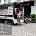 Cho thuê taxi tải chuyên nghiệp Phi Long tại đường Hồ Tùng Mậu