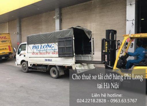 Dịch vụ taxi tải chất lượng Phi Long tại phố Duy Tân