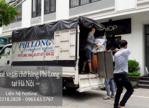 Dịch vụ xe tải tại phường Thượng Đình