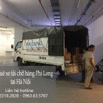 Cho thuê xe tải giá rẻ Phi Long tại phố Kim Giang