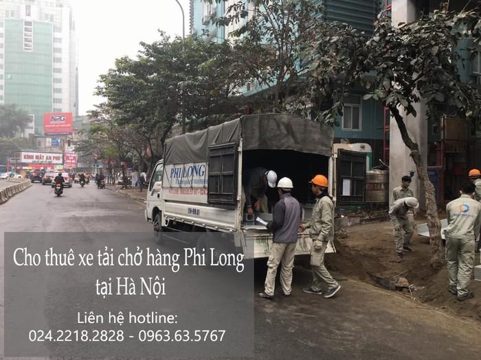Dịch vụ xe tải tại phường Khâm Thiên