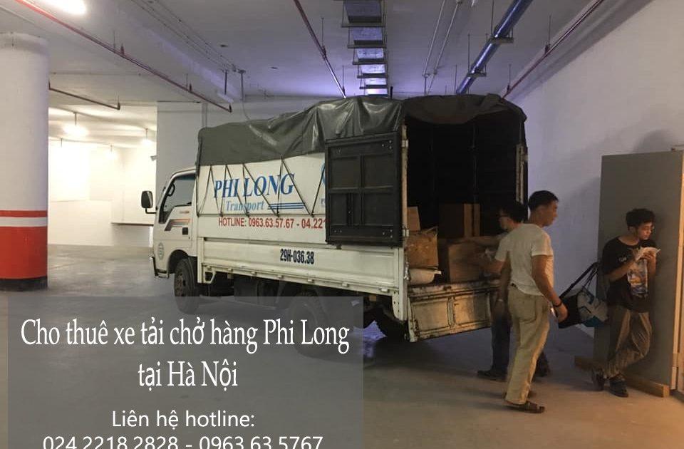 Cho thuê xe tải vận chuyển tại xã Kim Sơn