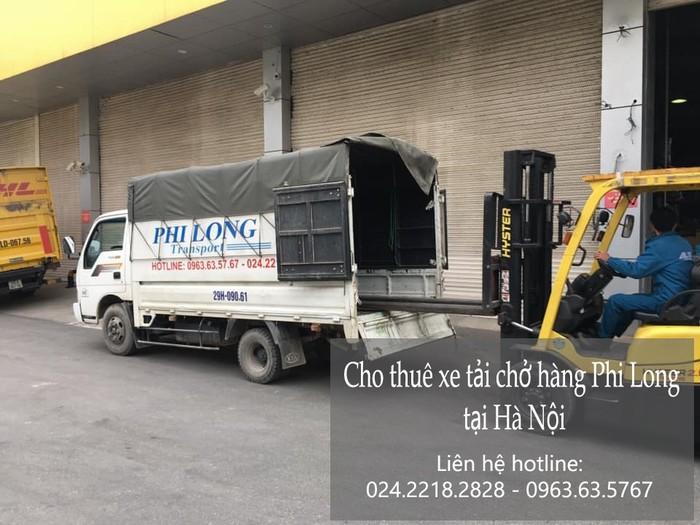Hãng xe tải chất lượng cao Phi Long tại phố Yên Thường