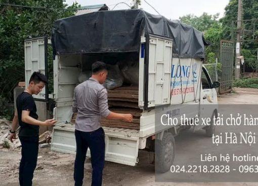 Dịch vụ xe tải chuyển văn phòng tại xã Mai Lâm