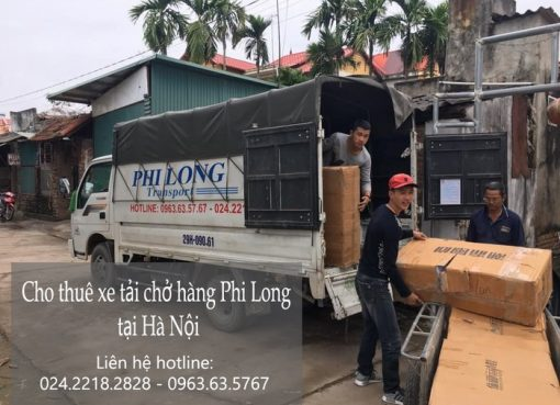 Giảm 20% thuê xe tải Phi Long phố La Thành
