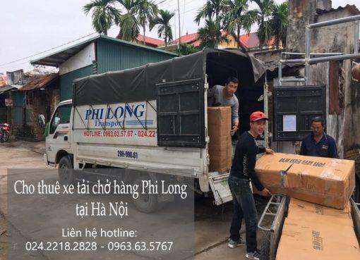 Dịch vụ xe tải chất lượng Phi Long phố Cầu Đông