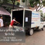 Dịch vụ xe tải tại xã Hồng Hà