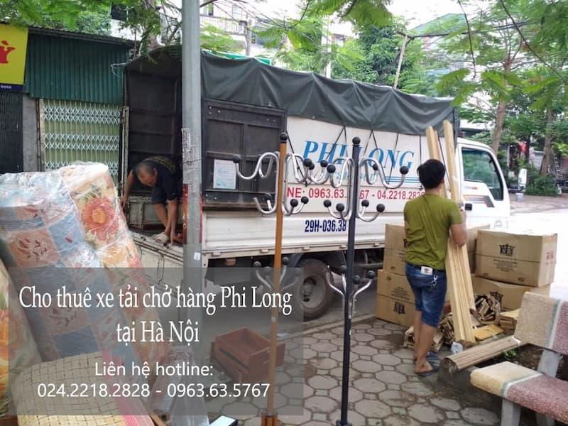 Dịch vụ taxi tải chất lượng Phi Long phố Chợ Gạo