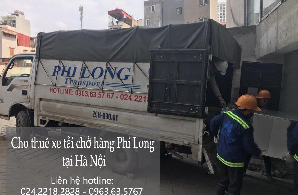 Dịch vụ xe tải chất lượng Phi Long phố Đào Duy Từ