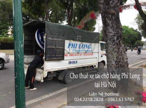 Dịch vụ xe tải vận chuyển tại xã Liên Hà