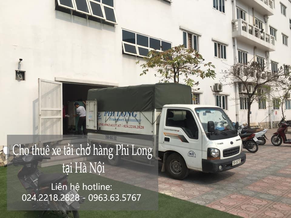 Dịch vụ xe tải tại xã An Khánh
