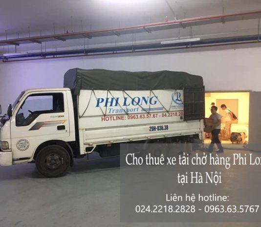 Dịch vụ xe tải Phi Long tại huyện Thanh Trì