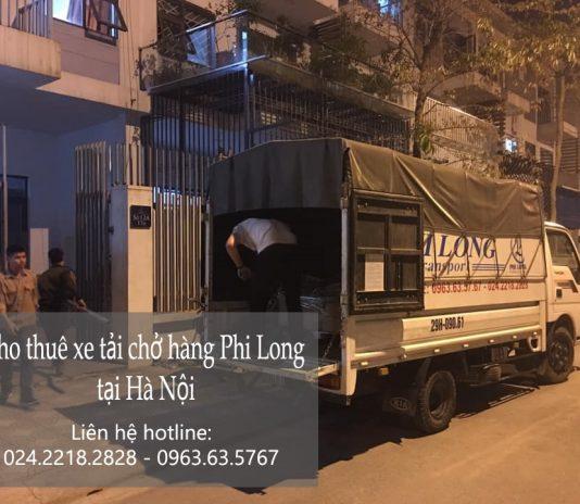 Dịch vụ xe tải chất lượng Phi Long phố Phùng Hưng