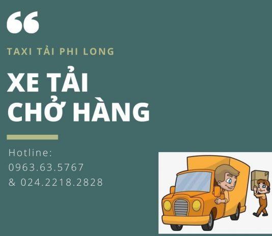 Vận tải chất lượng cao Phi Long phố Hàng Bún