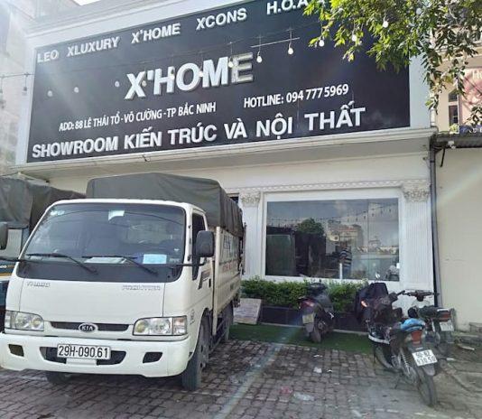 Dịch vụ xe tải Phi Long tại xã Quang Trung