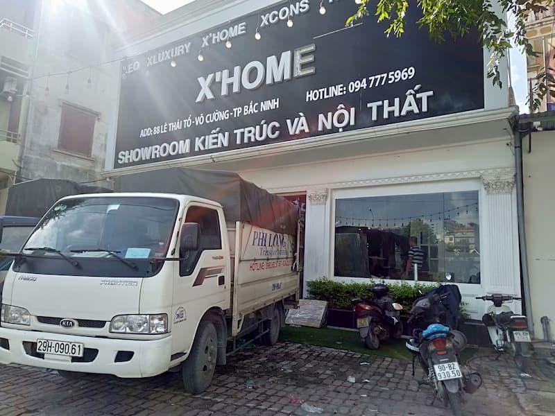 Dịch vụ xe tải chất lượng Phi Long phố Kim Mã Thượng