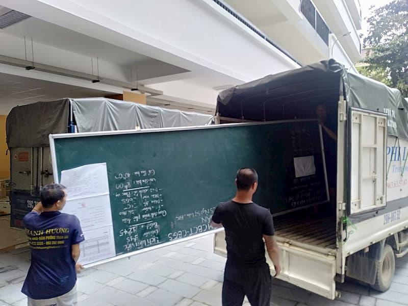 Dịch vụ xe tải Phi Long tại xã Văn Nhân