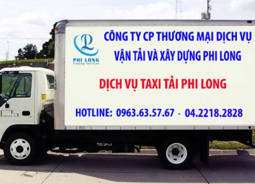 Dịch vụ vận chuyển hàng hóa Phi Long tại xã Phú Túc