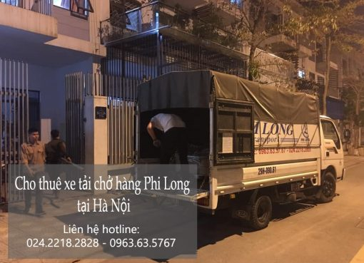 Dịch vụ xe tải chất lượng Phi Long phố Trần Bình