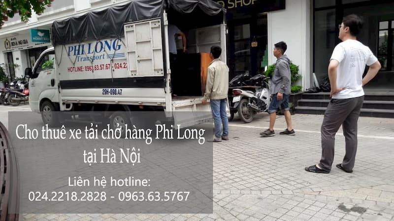 Thuê xe tải giá rẻ chất lượng cao Phi Long phố Huế