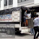 Dịch vụ xe tải chất lượng Phi Long phố Cửa Nam