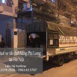 Dịch vụ xe tải Phi Long tại đường Vũ Quỳnh