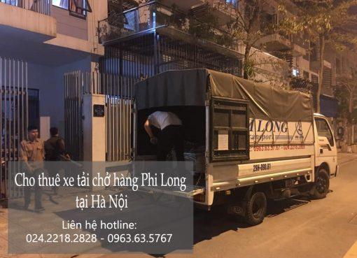 Dịch vụ xe tải Phi Long tại đường Mỹ Đình