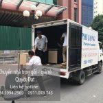 Dịch vụ xe tải Phi Long tại đường Đồng Me