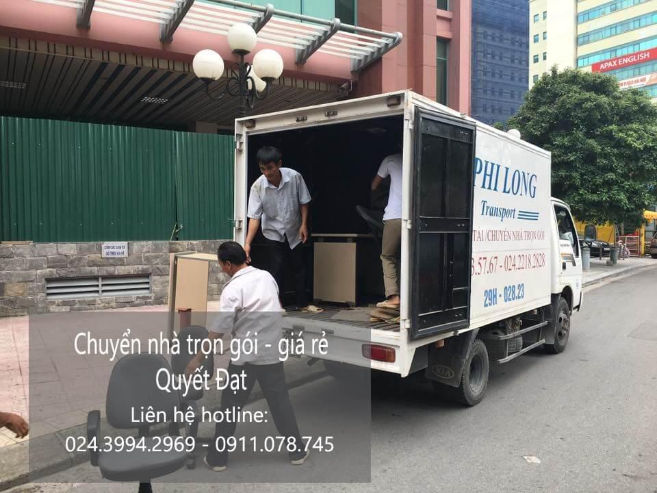 Dịch vụ xe tải Phi Long tại xã Đại Đồng