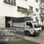 Dịch vụ xe tải chở hàng Phi Long tại phường Phúc Đồng