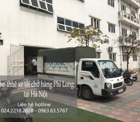 Dịch vụ xe tải chở hàng Phi Long tại xã Phú Kim
