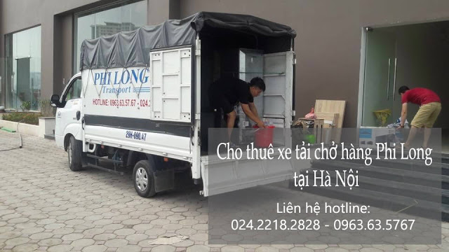 Dịch vụ xe tải tại phường việt hưng