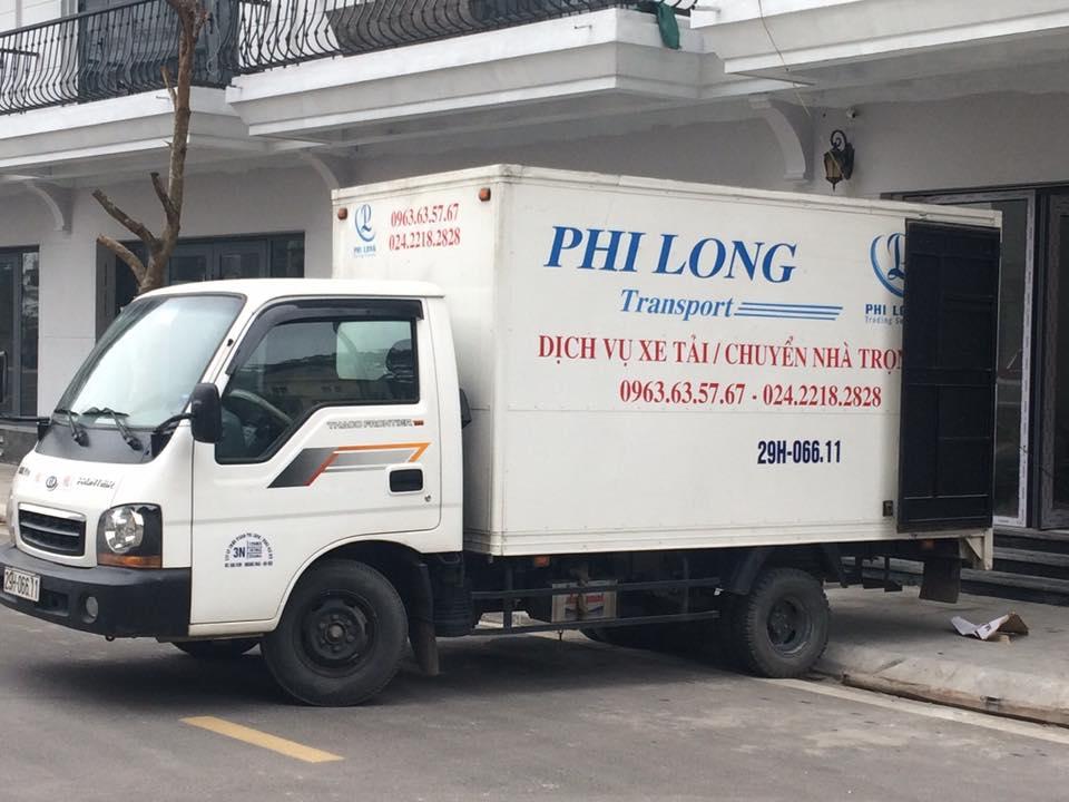 Dịch vụ xe tải chở hàng giá rẻ Hà Nội đi Bắc Ninh