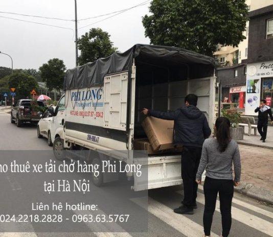 taxi tải giá rẻ tại Hà Nội của công ty Phi Long