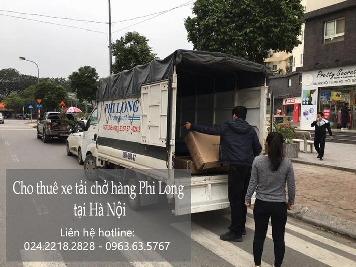 dịch vụ xe tải chở hàng uy tín tại Chương Mỹ