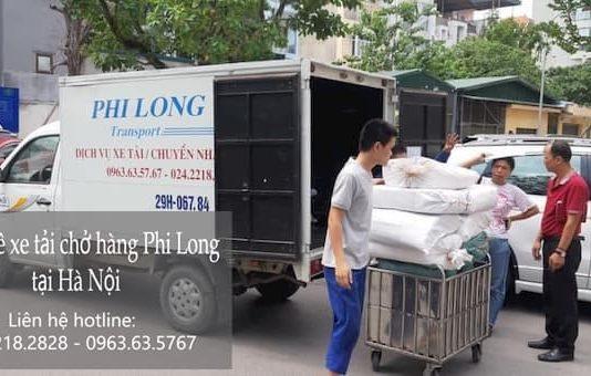 thue xe tai chuyên nghiệp Phi Long tại quận Long Biên
