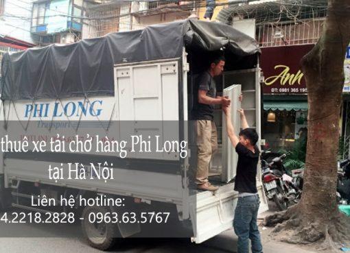 Công ty Phi Long cung cấp dịch vụ vận tải chở hàng Hà Nội đi Hưng Yên