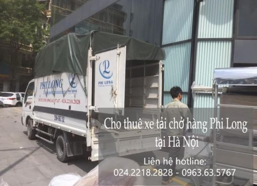 Thuê xe tải 5 tạ chở hàng phố Thanh Bảo đi Nam Định