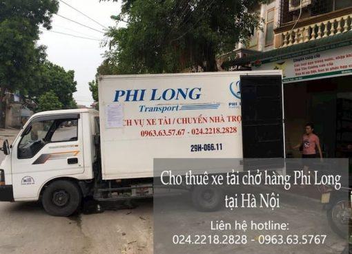 dịch vụ taxi tải vận chuyển tại phố Nguyễn Khắc Hiếu