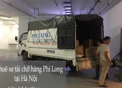 dich vu xe tai giá rẻ tại đường Nguyễn Chính