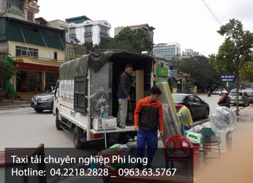 Dịch vụ taxi tải phố Hàng Bún đi Thanh Hóa