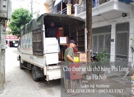 Xe tải chở hàng thuê tại huyện Quốc Oai