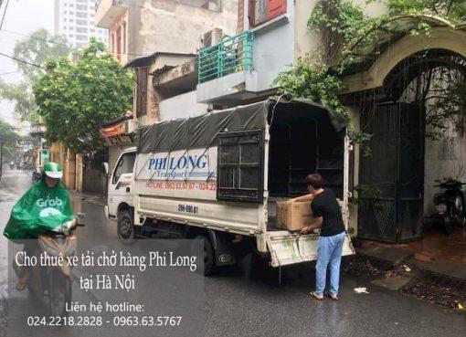 Dịch vụ xe tải tại huyện Đông Anh