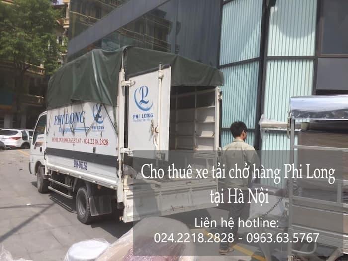 cho thuê xe tải phố Lê Văn Linh đi Hòa Bình