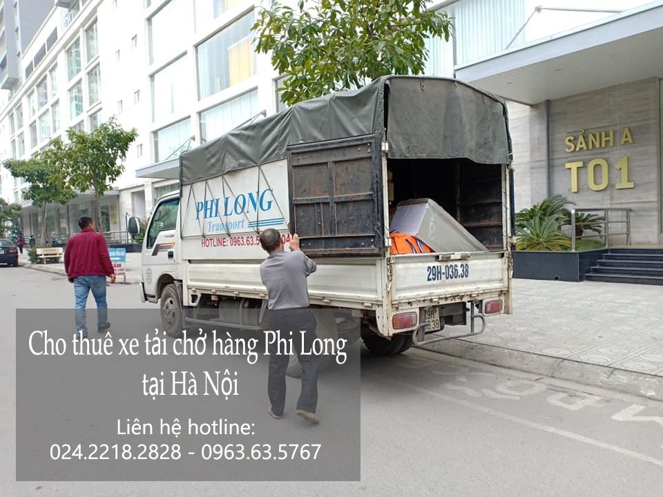 xe tải chở hàng thuê tại huyện Thạch Thất
