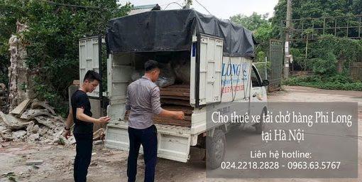 Dịch vụ xe tải chở hàng thuê tại huyện Thanh Oai