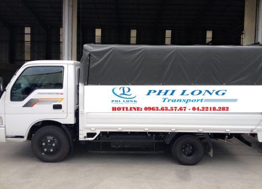 Dịch vụ xe tải giá rẻ tại đường Sài Đồng đi Hải Phòng