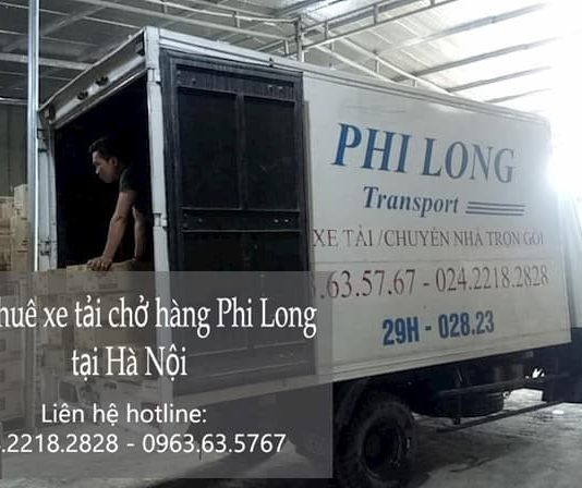 Dịch vụ xe tải phố Chương Dương Độ đi Quảng Ninh